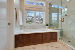 Project Holyoke Craftsman Master Bath - View 3