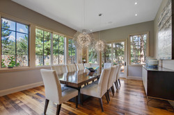 Project Meadow Place Contemporary - Dinning Room View 1