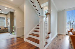 Project Holyoke Craftsman Staircase