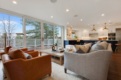 Project Holyoke Craftsman Living Room