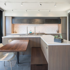 Project Utica Avenue Modern - Kitchen