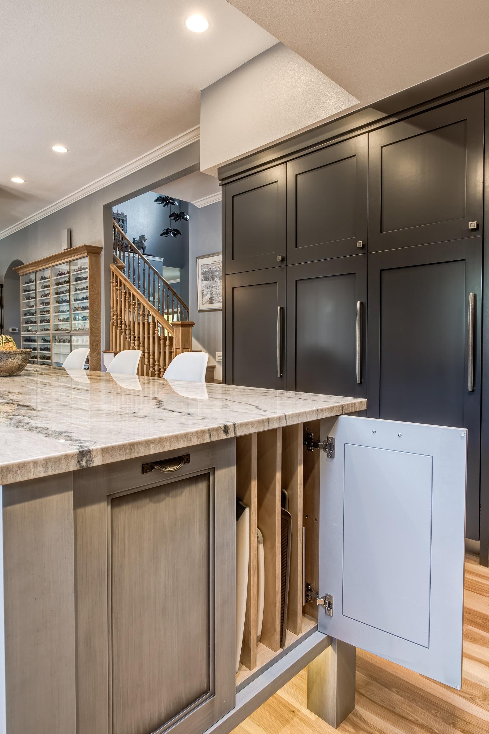 Project Vinca Ct. Craftsman - Kitchen View 7