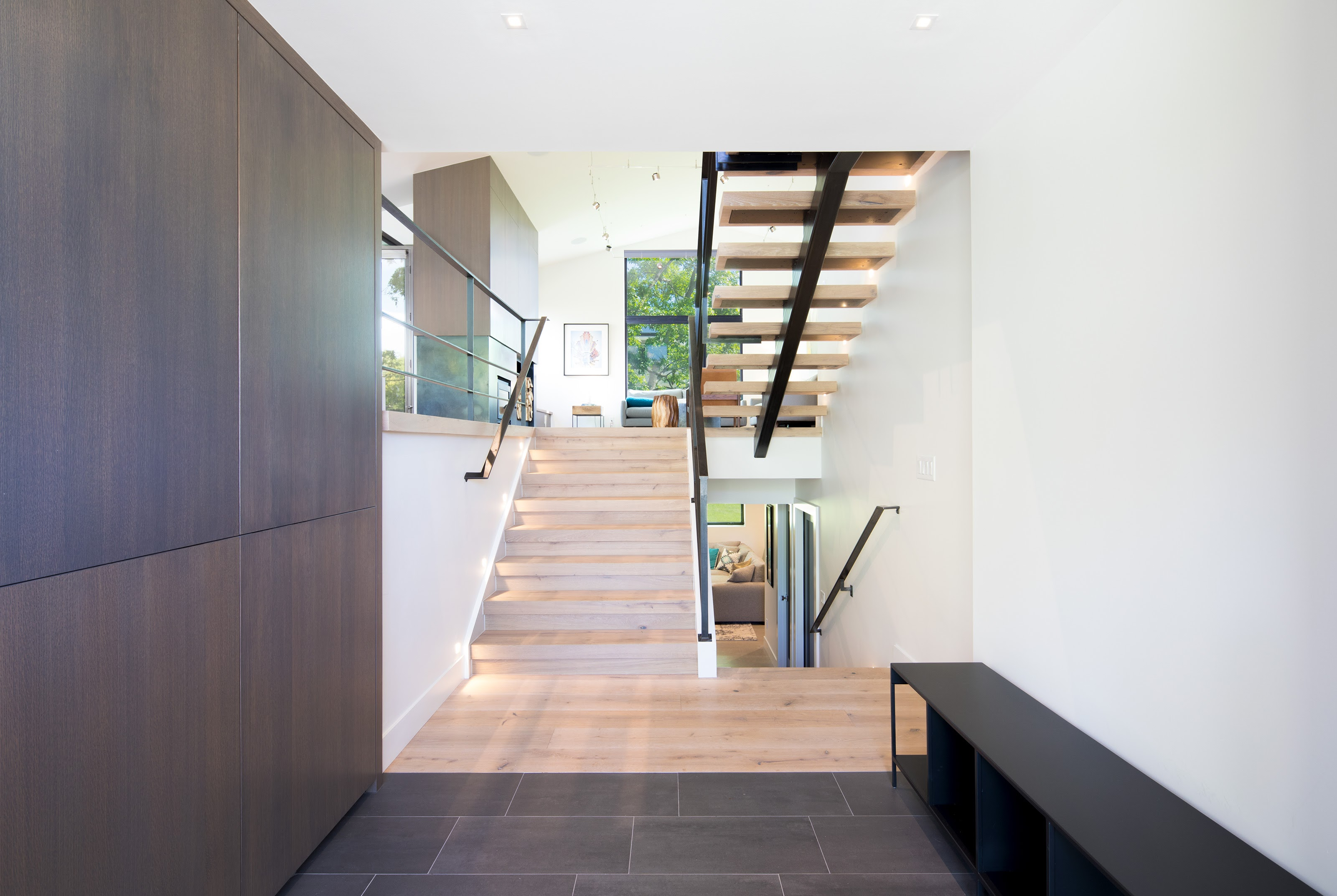 Project Utica Modern - Stairway