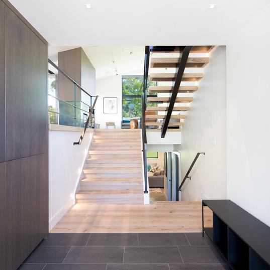 Project Utica Avenue Modern - Staircase