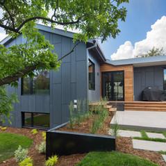 Project Utica Avenue Modern Patio - View