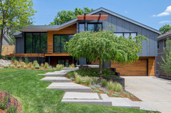 Project Utica Modern - Exterior View 2