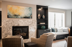 Project Meadow Place Contemporary - Lounge View 2