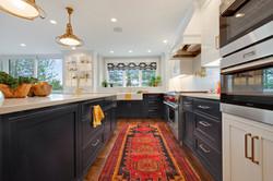 Project Holyoke Craftsman - Kitchen View 3