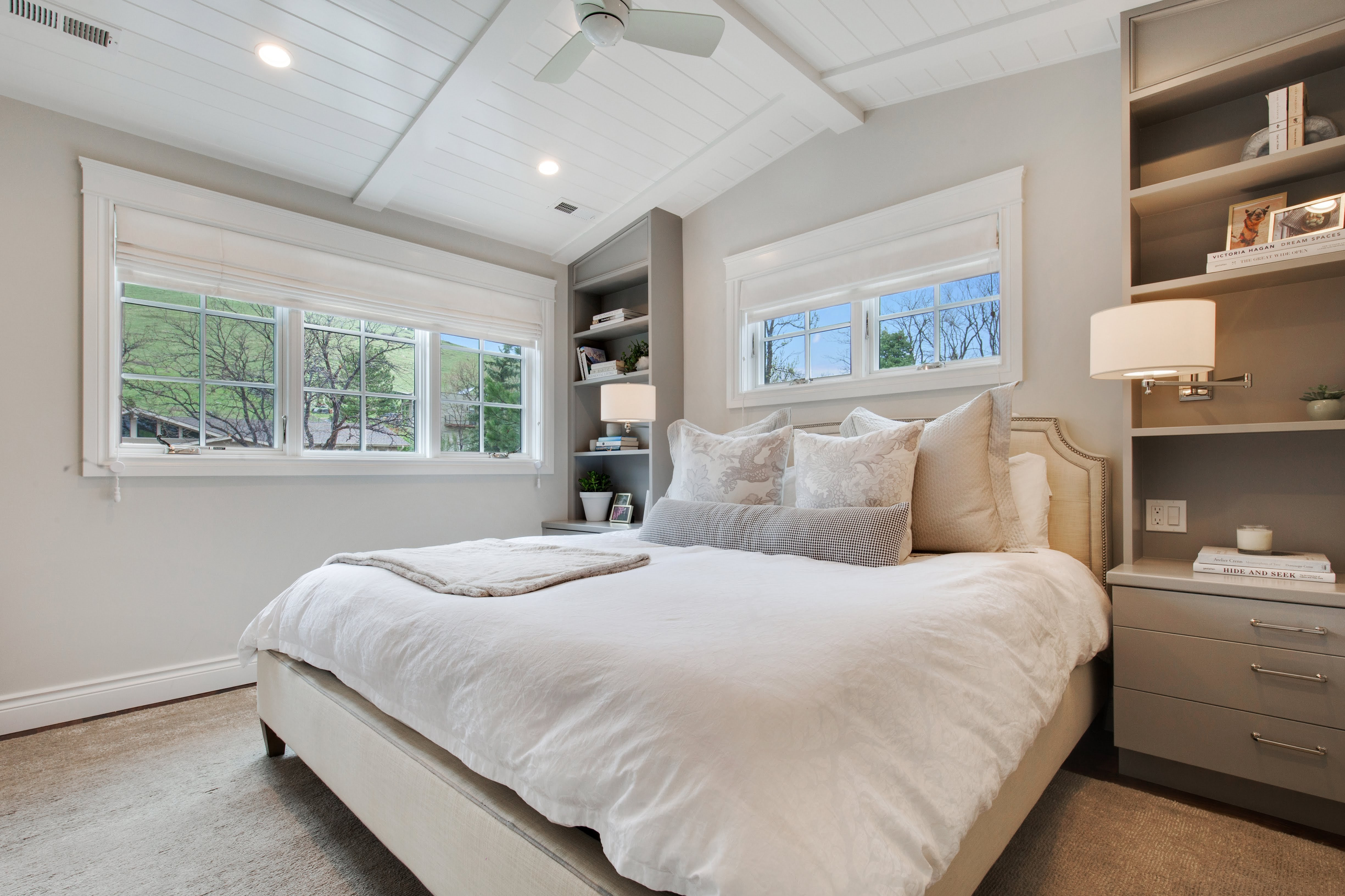 Project Holyoke Craftsman Master Bedroom - View 3
