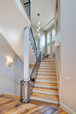 Project Meadow Place Contemporary - Staircase View 2