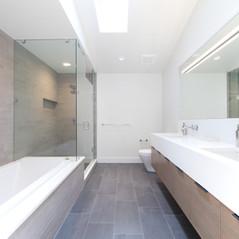 Project Utica Avenue Modern Bathroom