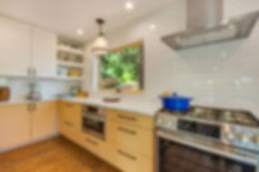 Valley View - Modern Kitchen