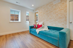 Project Holyoke Craftsman Basement Playroom - View 1