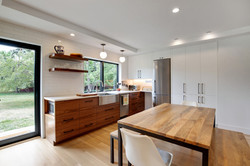 Project Hermosa Modern - Kitchen View 5