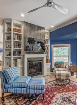Project Vinca Living Room - View 3