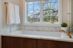 Project Holyoke Craftsman Master Bath - View 4