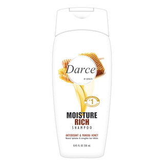 Moisture Rich Shampoo - Antioxidant and Manuka Honey Essences