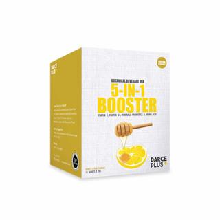 Darce Plus+ 5-in-1 Booster - Honey Lemon Drink