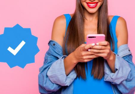How to Actually Get the Blue Check on IG