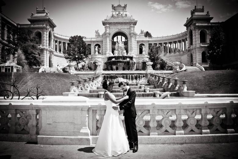 séance couple Palais Longchamps