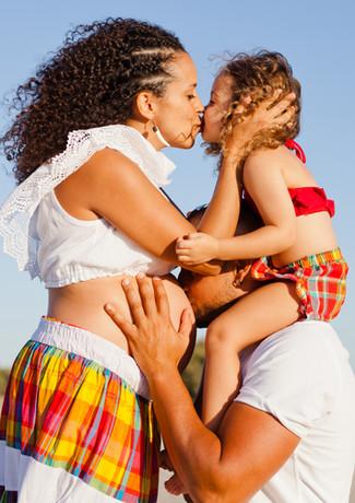 séance maternité en famille 2019