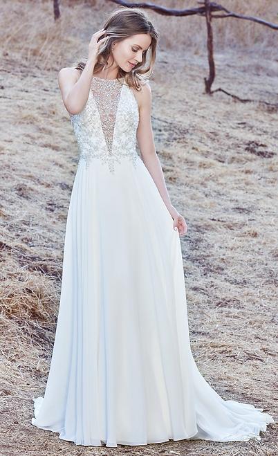 Lavender Bridal SalonOhio Wedding 126 Maggie Sottero Maren A