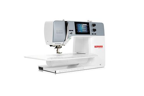 Bernina 570 QE Sewing Machine