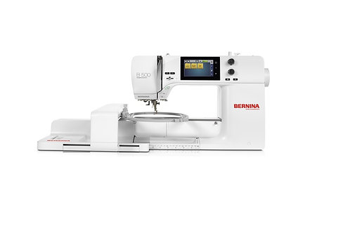 BERNINA 500 Embroidery Machine