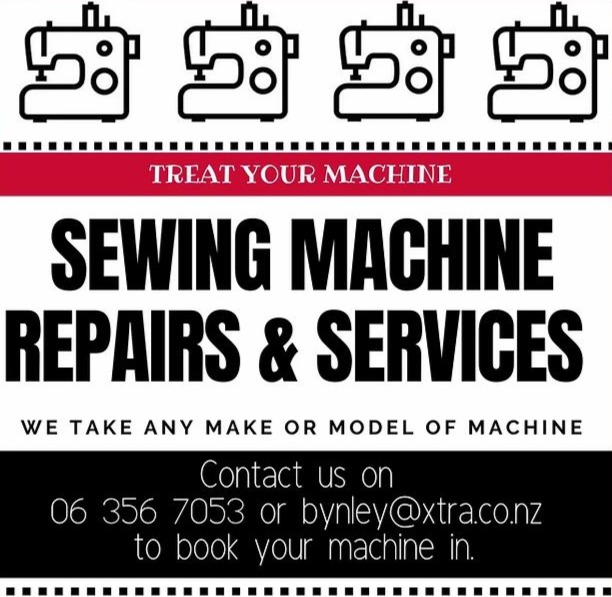 Sewing machine servicing & repairs