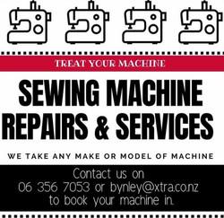 Sewing machine servicing & repairs