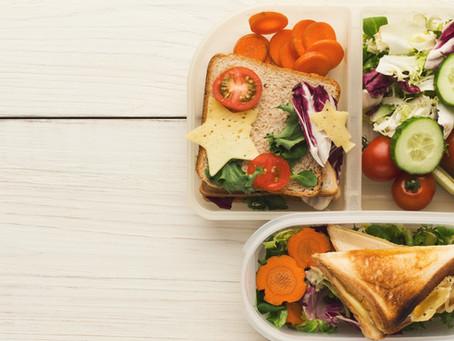 Tooth-friendly School Lunch Snack Ideas