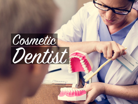 Choosing A Cosmetic Dentist in Markham