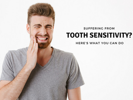 Suffering From Tooth Sensitivity?