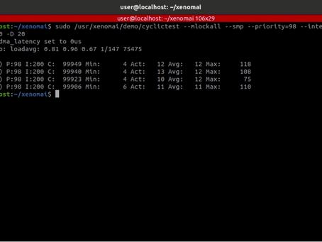 Xenomai + PCU = Hard RT for Autoware