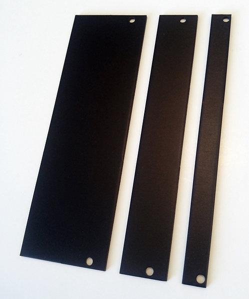 Doepfer A-100Bv2, B4v, B8v,  B42v blank panels