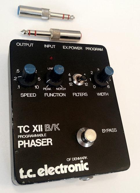 TC electronics XII B/K Phaser