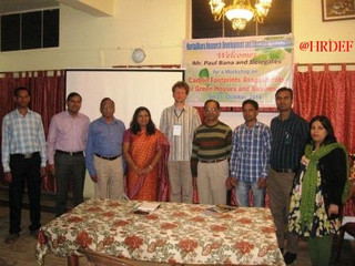 Workshop on Carbon Footprints