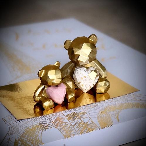 Mommy & Baby Bear Set