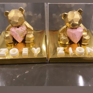 Small Bears with Names