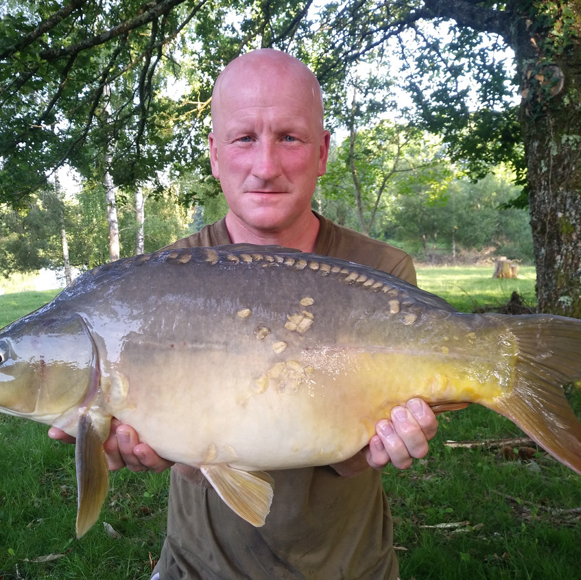 Harrys Mirror 14lb 2oz The Fisherman (9)