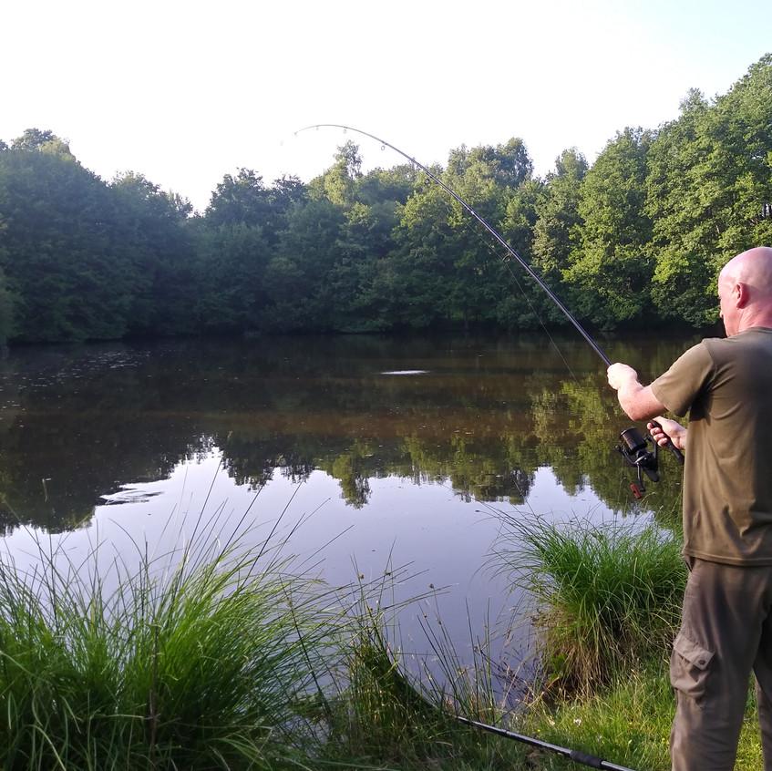 Harrys Mirror 14lb 2oz The Fisherman (3)