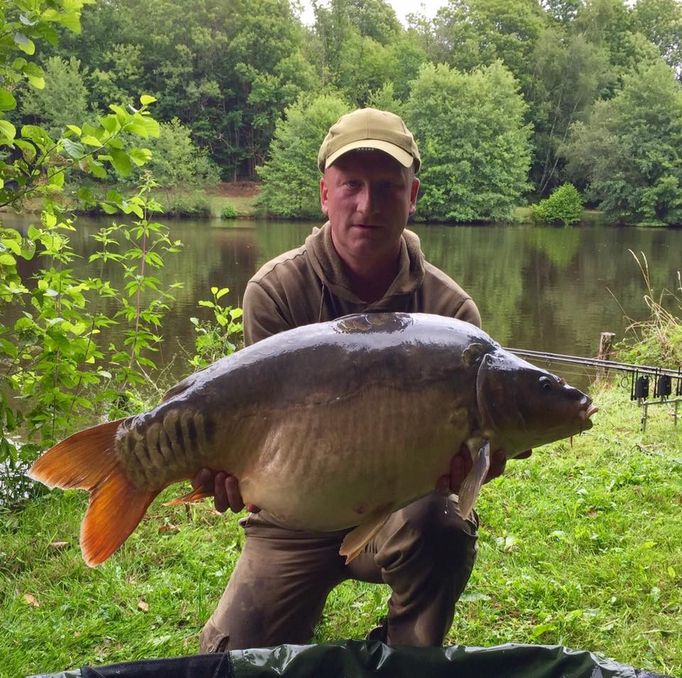 'The Tailor' weighing in at 39lb 11oz