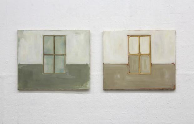Fenêtres (diptyque)