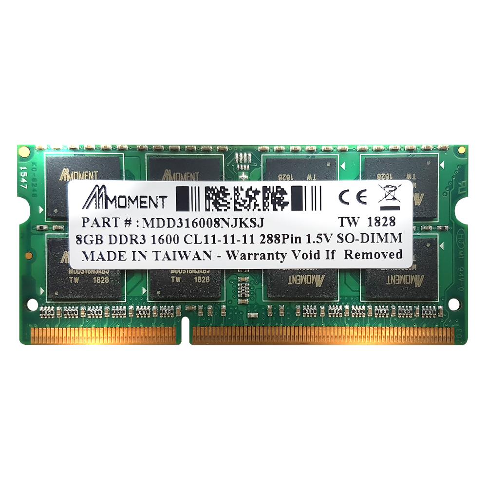 DDR3 SO DIMM 1600 8GB
