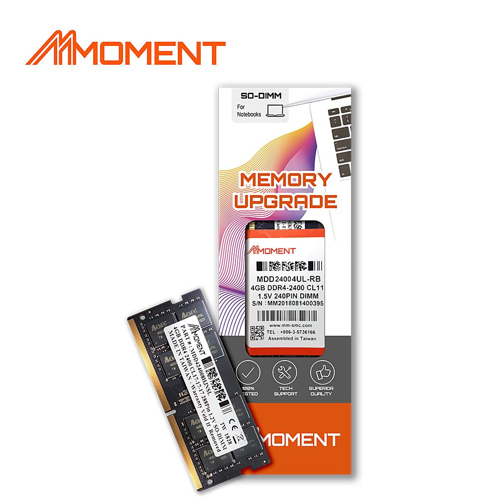 DDR4 SO-DIMM 2400 4GB