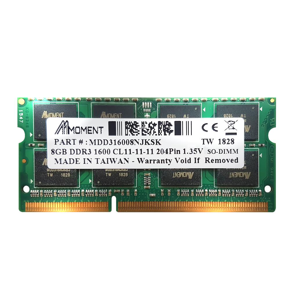 DDR3 1600 SO DIMM 1.35v 8GB