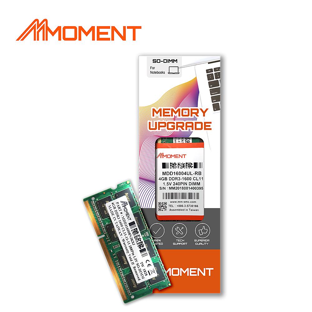 DDR3 SO DIMM 1600 4GB