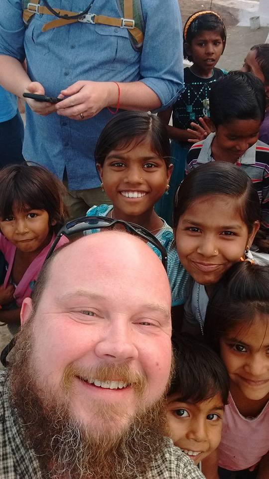 Kurt in India