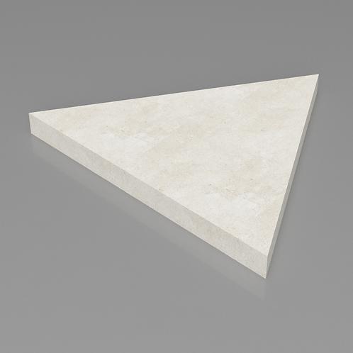 Dreieckige Platten