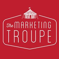 Your business future has arrived!  INTRODUCING: The Marketing Troupe